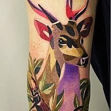tattoo geometric outline tattoo no outline geometric google suche tattoos pinterest