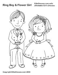 20 coloring pages weddings images colouring