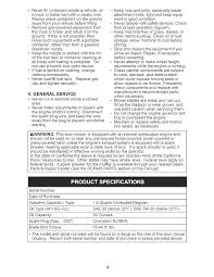 page 4 of craftsman lawn mower 700 series user guide