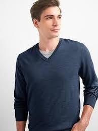 merino wool v neck sweater gap
