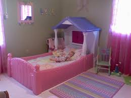 calming brown bedroom palette color shows cute pink little tikes