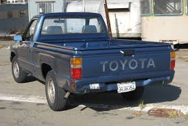 1988 toyota truck the most reliable motor vehicle i of 1988 toyota