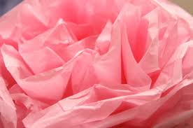 pink tissue paper learn to make tissue paper flowers for your wedding seating plan