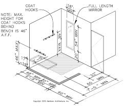 Ada Requirements For Bathrooms by 11 Best Ada Images On Pinterest Ada Bathroom Bathroom Stall And