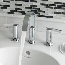 Berwick Widespread Faucet Lever Handles American Standard - Bathroom basin faucets