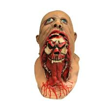 scary props masquerade horror vire infected mask