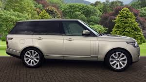 land rover voque used land rover range rover vogue sdv8 fx13jyo