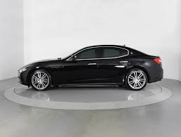 black maserati sedan used 2014 maserati ghibli sedan for sale in west palm fl 88810