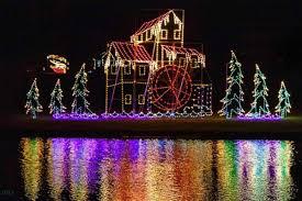 drive through christmas lights ohio the 2015 joy of christmas light showmahoning valley realstuff