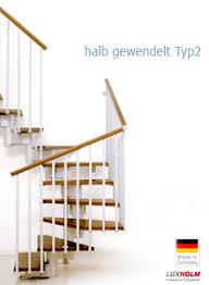 steinhaus treppen halbgewendelte mittelholmtreppen in beiten 60 cm bis 100 cm mit