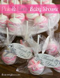 baby shower themes girl girl baby shower cake pops