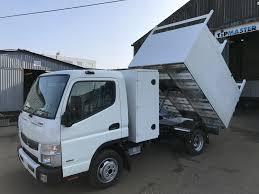 truck mitsubishi fuso tipmaster mitsubishi fuso canter 3c13 2800 brand new