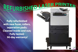 hp laserjet 4345xs multifunction printer q3944a 4345 refurbished w