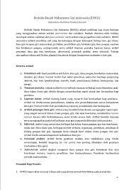 format artikel yang benar bimgi vol 3 no 2 by berkala ilmiah mahasiswa kesehatan indonesia