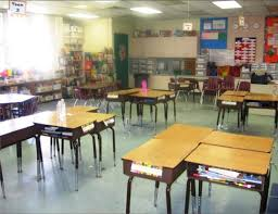 Individual Student Desks E Arrangement It Is Also The Most Space Efficient One When We