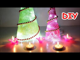 Diy Christmas Home Decorations Best Out Of Waste Diwali Christmas Home Decorations Ideas Diy