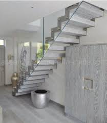 Glass Banisters Cost China Low Cost Glass Stairs And All Glass Staircases With
