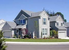 corner lot duplex plans plan 69382am duplex with single family appearances duplex plans