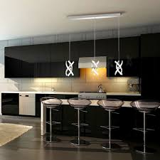 3 Light Kitchen Island Pendant by Austin 3 Light Kitchen Island Pendant Contempo Lights Touch Of