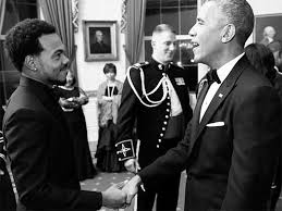 chance the rapper joins president obama to perform at white house