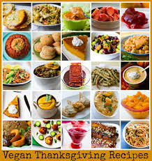 collection of vegan thanksgiving recipes veggieboards