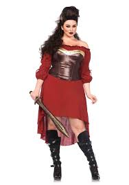 Halloween Costumes Adults Size Warrior Woman Costume Accessory Armor Bustier Lingerie Women