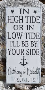 wedding quotes nautical 91 best signs of weddings images on wedding