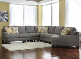 Sectional Living Room Sets by Signature Design By Ashley Chamberly Alloy Modern 5 Piece