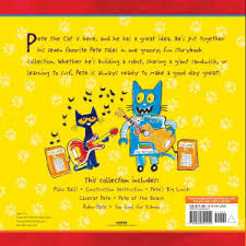 pete the cat storybook collection dean hardcover