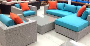 Cheap Patio Furniture Miami by Used Wicker Patio Furniture Sets Outdoor Patio Cushioned Seating