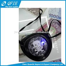 halloween eye lights wholesale 2017 newest product cheap led light up pirates eye patch