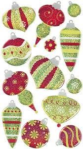 ornaments epoxy stickers 11463 stickers