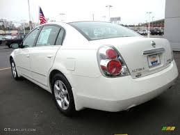 Nissan Altima 2005 - 2005 satin white pearl nissan altima 3 5 sl 23644702 photo 3