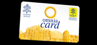 omnia card tourist pass for rome and vatican tours