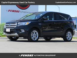 Ford Escape Light Bar - 2017 used ford escape se 4wd at capitol expressway used car
