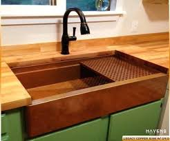 pros and cons of farmhouse sinks copper farm sink hammered copper farm sink apron farmhouse in design