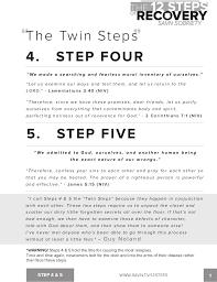 12 steps worksheets worksheets releaseboard free printable