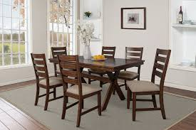 kelsey 7 piece dining package the brick