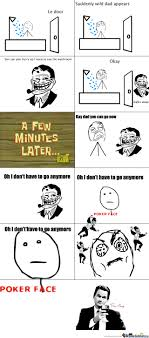 Meme Comics - rage comic 1 by dude meme center