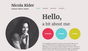 Best Resume Website by 10 Best Resume Website Templates And Layouts Best Resume Examples