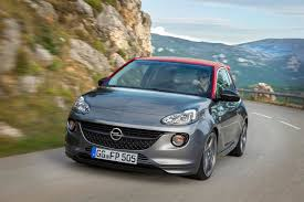 opel germany opel adam s gets a u20ac18 690 starting price in germany