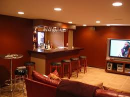 Ideas For Small Basement Decor Outstanding Ideas For Small Basement With Best Furniture