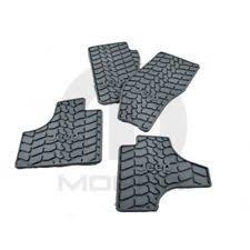 jeep liberty car mats jeep liberty rubber slush floor mats oem mopar 82210784ab ebay