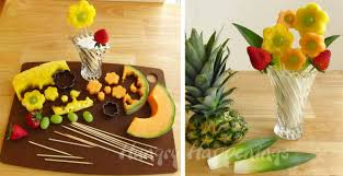 fruit flower arrangements s day breakfast in bed hungry happenings