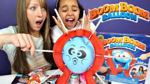 boom boom balloon boom boom balloon challenge shopkins eggs