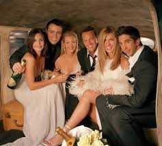 friends 2014 reunion a hoax 10 year poster goes