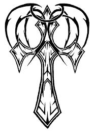 cross tatoo cross tattoo images u0026 designs