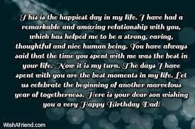 this is the happiest day in birthday message