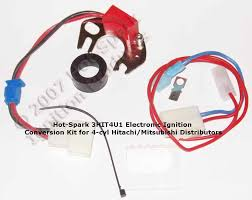spark electronic ignition conversion kits for 4 cylinder and 6