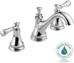 Delta Faucets Bathroom by Bathroom Faucets Bathroom Faucet Inch Spread Waterfall Delta